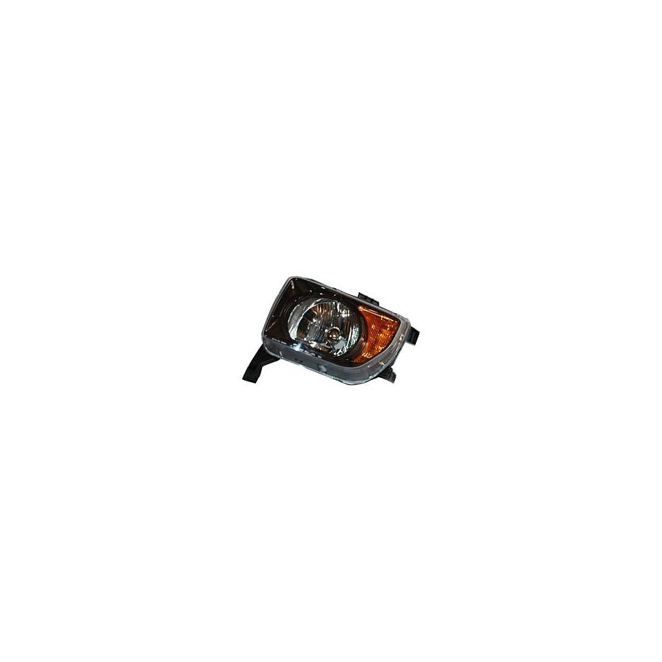 TYC 20 6436 91 Honda Element Driver Side Headlight Assembly