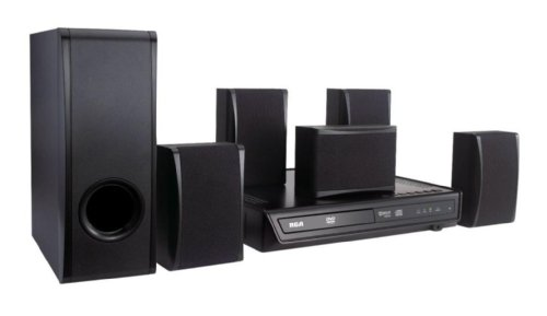 Rca Rtd396 Dvd Home Theater System