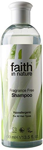 faith-400-ml-organic-fragrance-free-shampoo