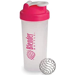 Blenderbottle 28 Ounce With Blenderball Pink