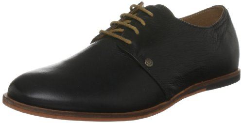 Frank Wright Mens Stein Derby MFW029 Black 8 UK, 42 EU