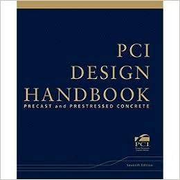 Pci Design Handbook Precast And Prestressed Concrete