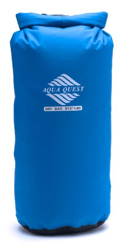 Aqua Quest 'Activa' Waterproof Dry Bag Sack - 10L / 600 Cu. In. - Blue Model