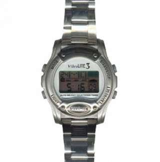 Vibralite 3 Watches Stainless Steel
