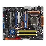 Asus P5Q Deluxe ATX Mainboard (Sockel 775, kein on board VGA, 1600 MHz FSB)