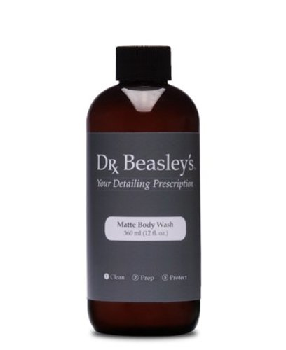 Dr. Beasley's MP10D12 Matte Body Wash - 12 oz.