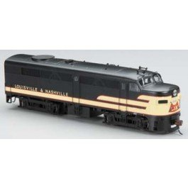 Bachmann Industries Alco Fa2 Dcc Ready Diesel Ho Scale Erie Lackawanna Locomotive front-169380