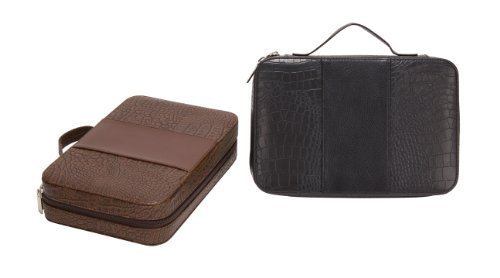 deluxe-croc-leather-cosmetic-case-oragnizer-by-bellino