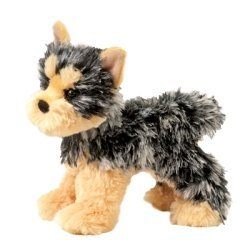 "Yonkers Yorkie 8"" by Douglas Cuddle Toys - 1"