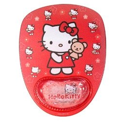Hello Kitty Mouse Pad (Teddy)