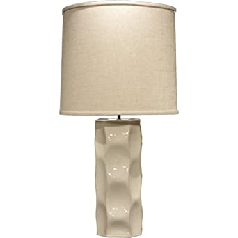 table lamp in off white for bedroom living room side table table