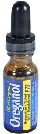 North American Hemp Company and Spice Oreganol Oil, 1 Fluid Ounce