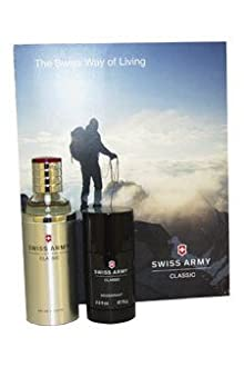 Swiss Army By Swiss Army 2 Pc Gift Set For Men