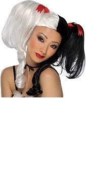 [Rubie's Costume Co Fear Fairy Wig Costume] (Urban Vampire Costume)