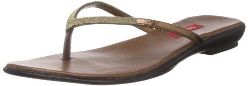 Soles Women's Slippers (Silver)