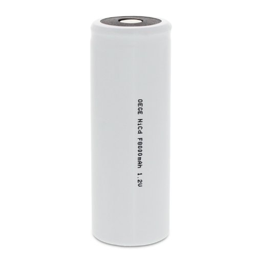10-x-Hochleistungs-Akku-Battery-12V-8000mAh-NiCD-Grsse-F-Einzelzelle-Flat-Top-Ni-CD-hohe-Kapazitt