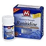 Member's Mark Ranitidine 150mg Acid Reducer, 95 tablets (Pack of 2)