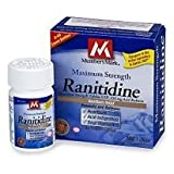 Member's Mark Ranitidine 150mg Acid Reducer, 95 tablets (Pack of 2)