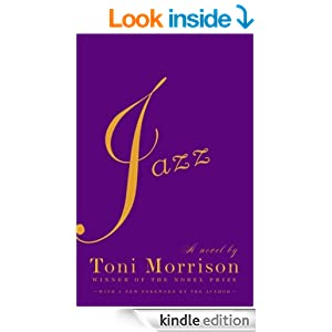 jazz by toni morrison essays