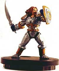 World of Warcraft Miniatures (WoW Minis): Highlord Bolvar Fordragon Epic [Toy] by Warcraft