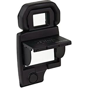Delkin eFilm Pop-Up Shade Snap-On - digital camera LCD screen hood ( DC20D-S )