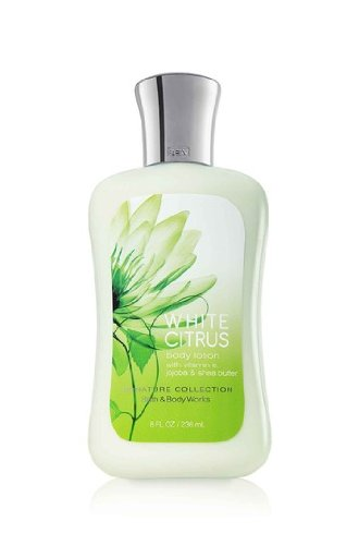 Bath & Body Works White Citrus 8.0 oz Body Lotion