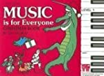 Music Is for Everyone Christmas Book...