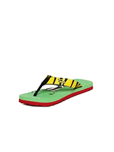 Puma Puma Unisex Zebra Jr Ind. Flip-Flops And House Slippers (Multicolor)
