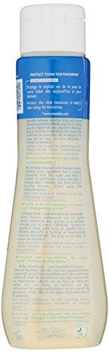 Mustela Baby Shampoo, 6.76 fl. oz.