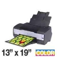 Epson Stylus Photo 1400 Color Printer