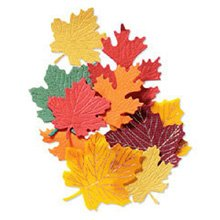 Maple Leaves Stickers