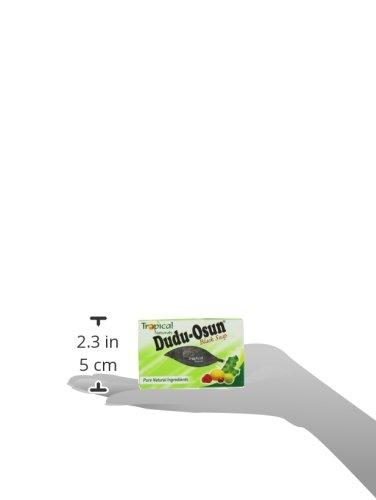 Dudu Osun 乳木果油 天然手工黑香皂 6块(祛痤疮/粉刺/黑头)图片