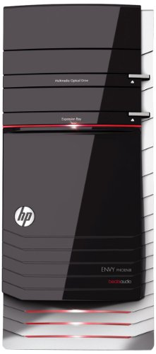 HP Envy Phoenix h9-1430ea Desktop PC (Intel Core i7-3770 3GHz Processor, 6GB RAM, 2TB HDD, Windows 8)