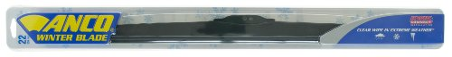 """Anco 30-22 Winter Wiper Blade - 22"""", (Pack Of 1)"""