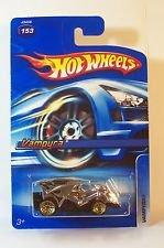 Hot Wheels Collectible Diecast Car: Vampyra 153 - 1