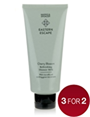 Eastern Escape Refreshing Shower Milk 200ml
