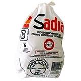 Sadia(サディア) ハラールマーク ハラル認証 冷凍チキングリラー 丸鶏 丸鳥 中抜き ブラジル産 1000g ランキングお取り寄せ