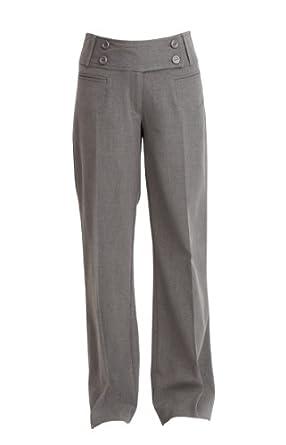NEW Senior Girls School Trouser art no. 7340 (9/10y, BLACK)