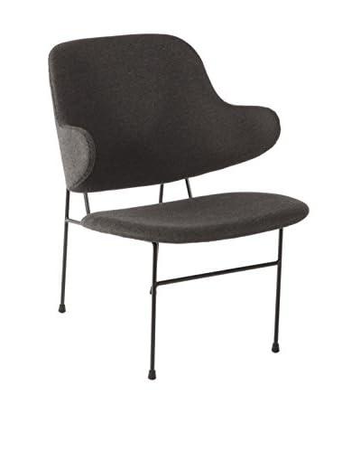 Control Brand Fosnavag Chair, Dark Grey