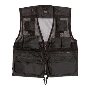 6484 Black Recon Vest 2XL