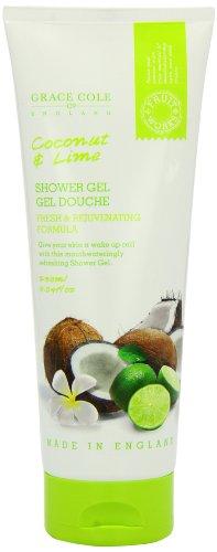 Grazia Cole frutta Lavori Noce di cocco Showergel 238ml