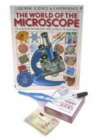 Everything You Need To Make Microscope Slides Kit