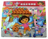 Cheap viacom Dora The Explorer Jigsaw – Dora & Boots Puzzle Playset 60 pcs #5 (B002Q6YGFG)
