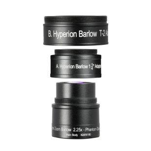 Baader Planetarium Hyperion Zoom Barlow 2.25X Hyp-Barlow