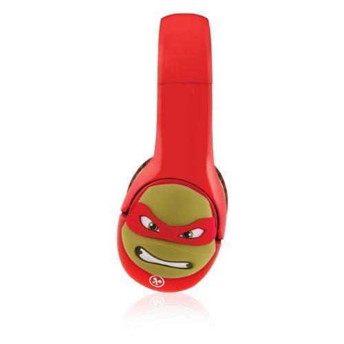 Fuhu Kinabi Headphone Personaliser Tmnt For Nabi 2, Raphael (Kn-Hp-Tmnt-Rah-01-Wi13)