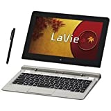 NEC LaVie U (Core M-71/4GB/128GB/Windows 8.1/Office H&B Premium/11.6インチ) PC-LU550TSS