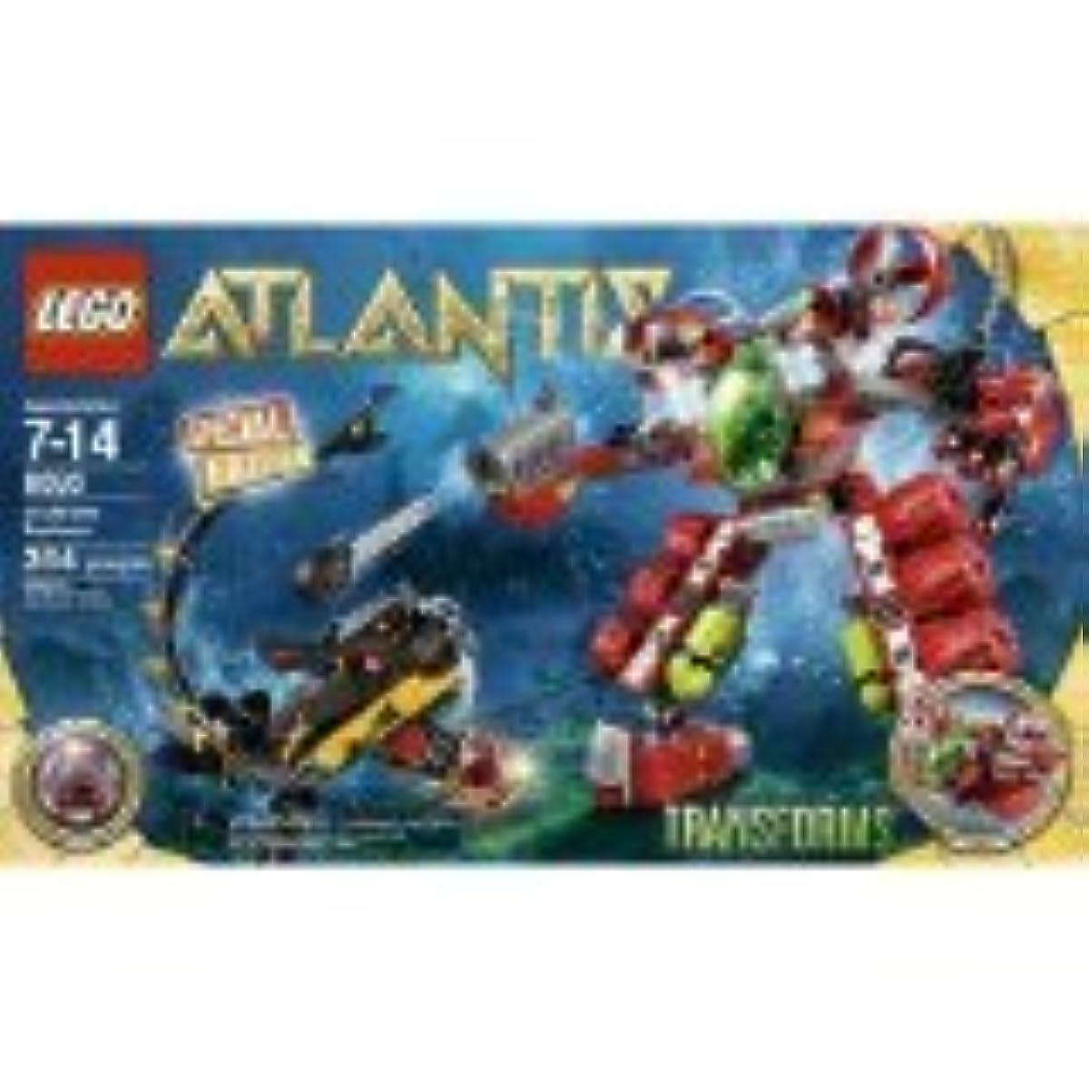 [해외] LEGO ATLANTIS 8080 UNDERSEA EXPLORER - 364 PIECES