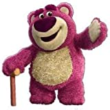 Disney, Toy story 3, Lotso's gang figure, Lotso as cake topper