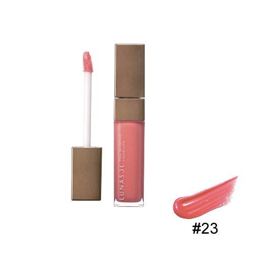 ルナソル フルグラマー リクイド リップス #23 ミディアム ピンク