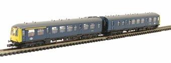 Graham Farish 371-878 Class 108 2 Car DMU BR Blue